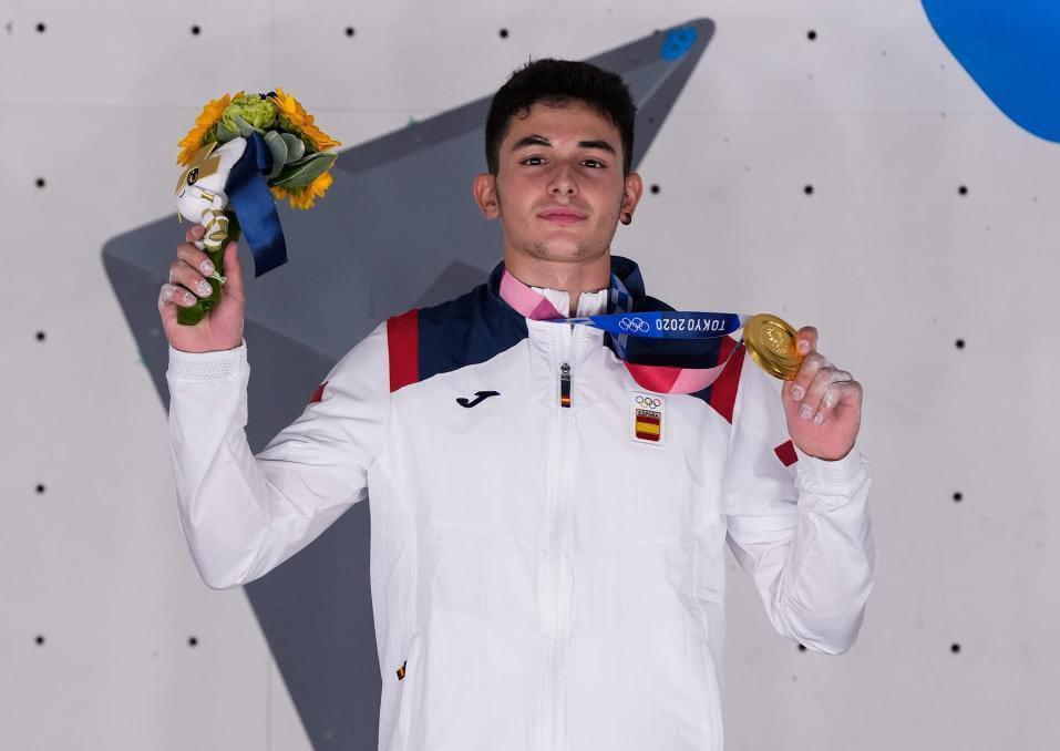Alberto Ginés medalla de oro en Tokio