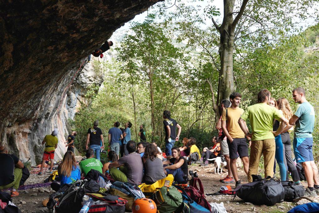 Cueva de Alí Babá en Rodellar